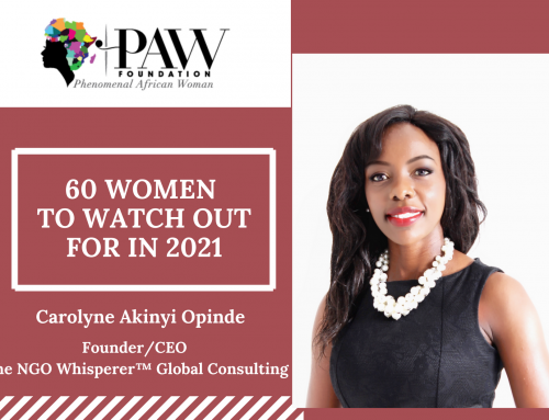 Ms. Carolyne Akinyi Opinde – 60 Women To Watch Out For In 2021